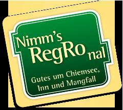 Logo Nimm´s RegRonal