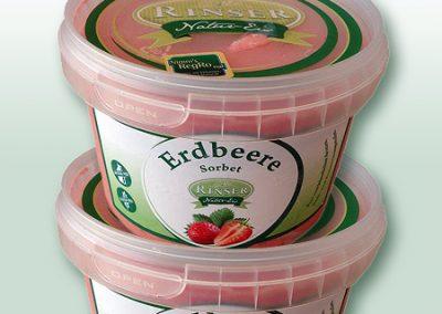 Nimm's RegRonal Eis Erdbeere Rinser Gschwendtner