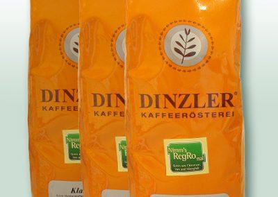 Nimm's RegRonal Dinzler Kaffee klassig