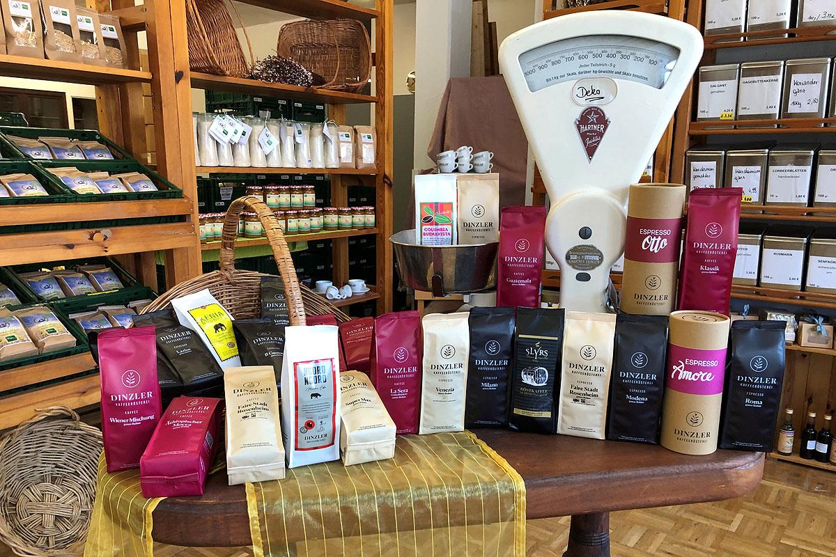 Die Kaffeesorten von Nimm´s RegRonal