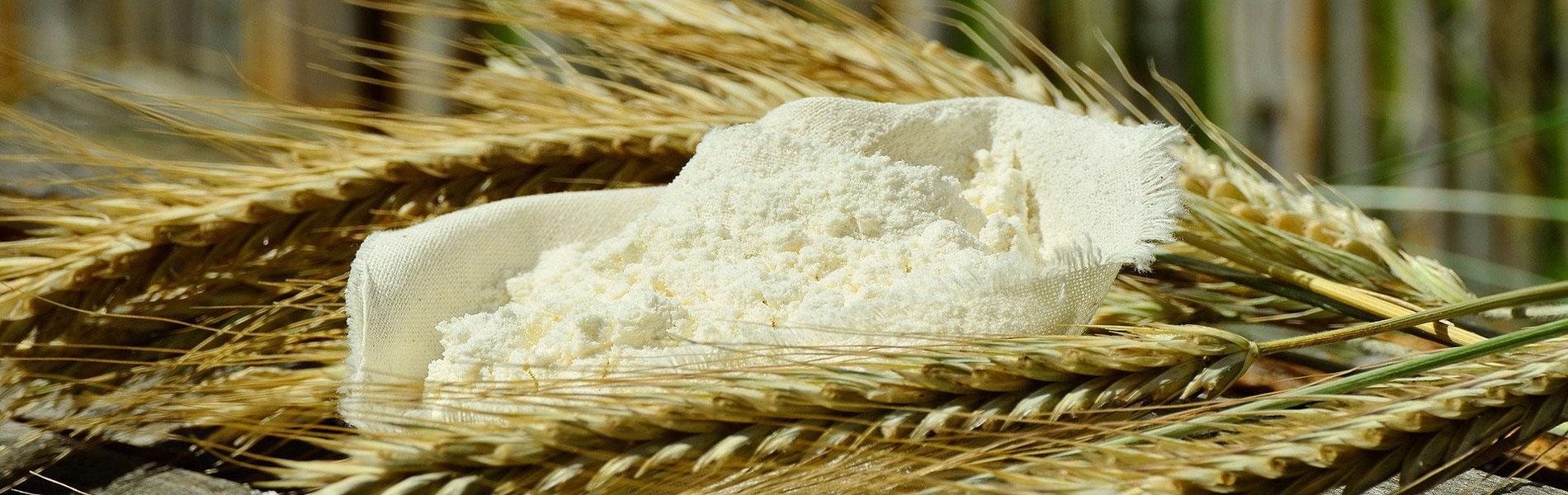 Mehl aus der Region